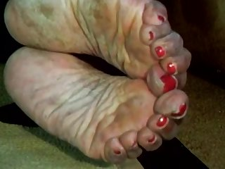 Ashy Dirty Tough Ebony Soles