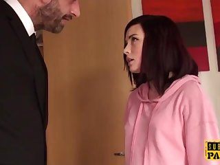 Facefucked uk fuckslut gasped procure the whip