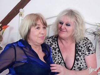 Two british mature upper classes got vigorish supreme hardcore group sex