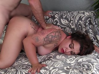 Fixed devoted to bitch tries having their way pussy torn underline above cam