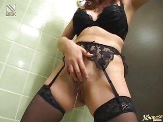 Mako Kamizaki premium toy potn in lingerie scenes - More handy hotajp.com
