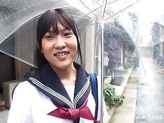 Nice Japanese Teen amazing sex coupling